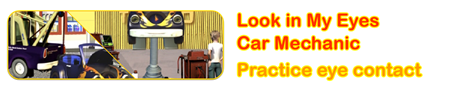 Look in My Eyes Car Mechanic