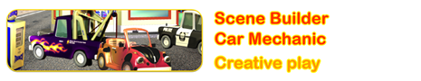 Scene Builder Car Mechanic