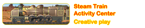 Steam Train Activity Center