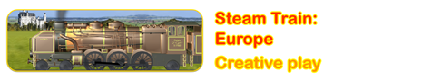 Steam Train Europe